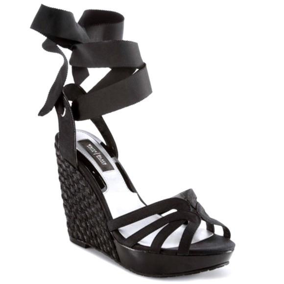 de5063fa02 White House Black Market Shoes | Whbm Jenica Ankle Tie Espadrille ...